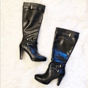 NWOB Cole Haan Knee High Boots